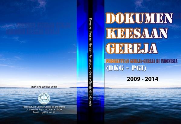 Sampul Buku DKG 2009-2014