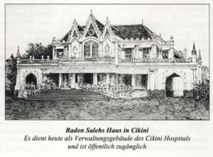 Rumah Raden Saleh Old