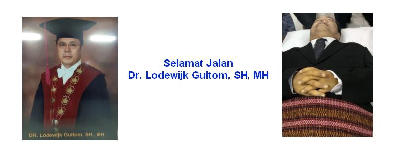 Dr Lodewijk Gultom