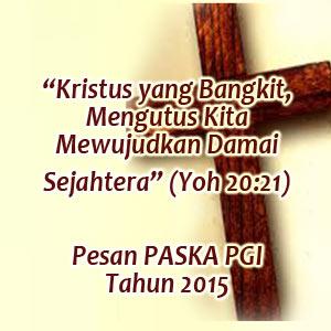 Tema Paskah 2015