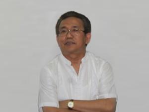 Sekretaris Umum PGI, Pendeta Gomar Gultom, MTh.