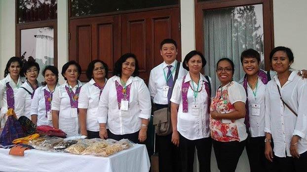 Panitia Forum Perempuan Pre-Asembly CCA Bandung.