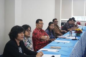 Beberapa peserta pelatihan dan workshop