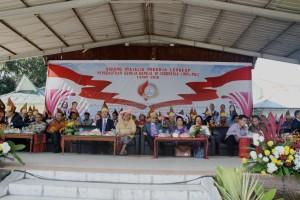 MPH-PGI, pimpinan Sinode GMI serta undangan