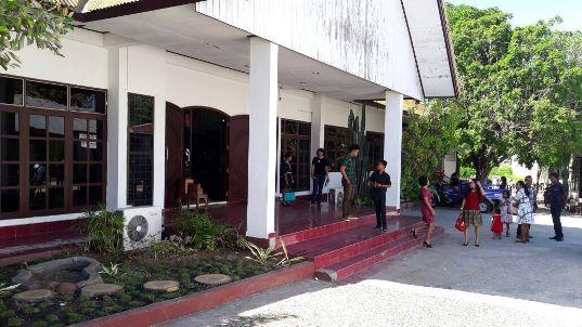 Aula Kantor Walikota Kupang akan menjadi lokasi pembukaan KNJKP 2016