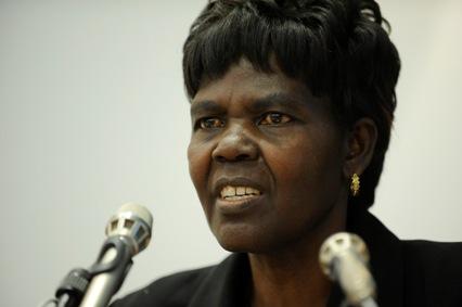 Dr Agnes Abuom