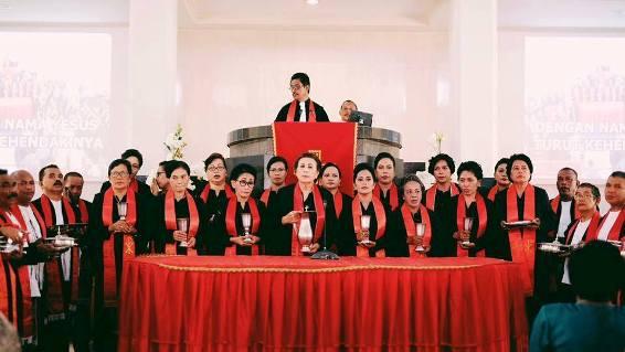 Ketua Sinode GPM, Pelayan Khusus Bethania
