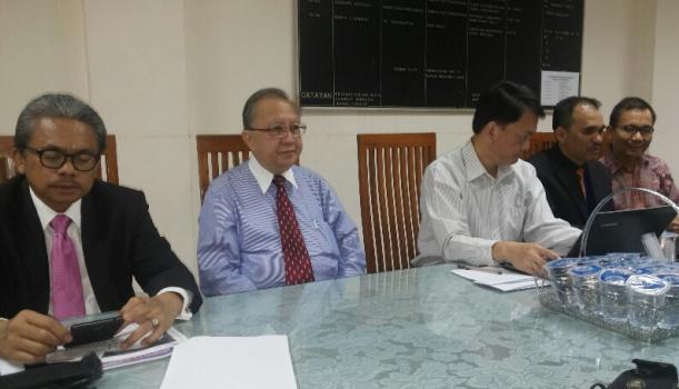 Panitia Kongres Pastoral Asia Pasifik 2017 saat jumpa pers