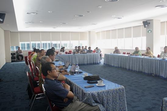 Para peserta diskusi Kondisi Bangsa Pasca Vonis Ahok
