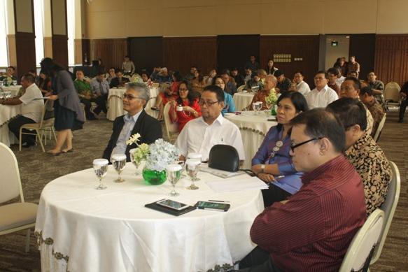 Para peserta diskusi